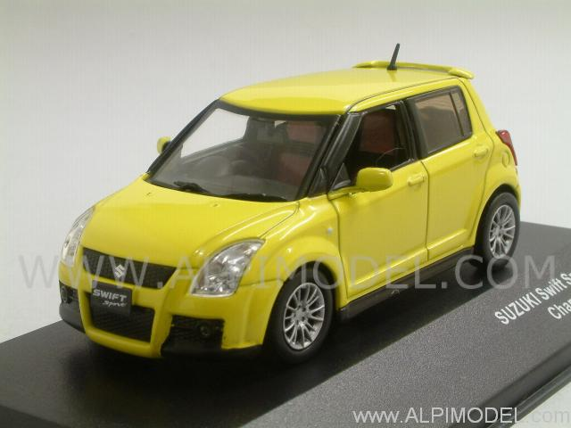 Suzuki Swift Sport White. JC163, Suzuki Swift Sport 2005