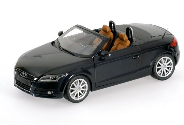 MERCEDES BENZ SL 63 AMG R 230 ROADSTER 2008-11 ARGENTO SILVER METAL 1:43 MINI Chamberlin